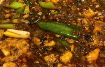 福島 中国菜 オイル