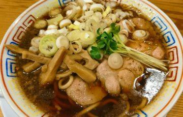 サバ6製麺所 靭公園前店