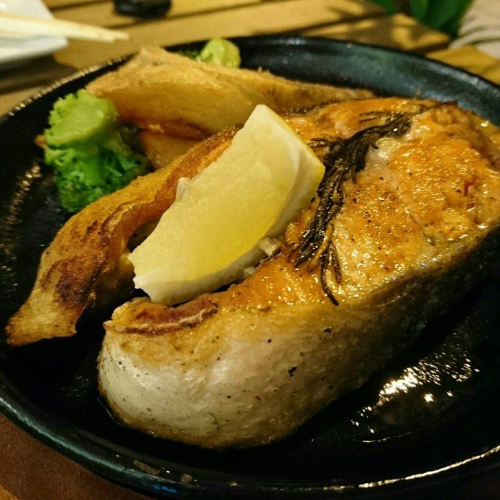 鮭バル 福島
