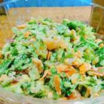 大阪 北浜 サラダ