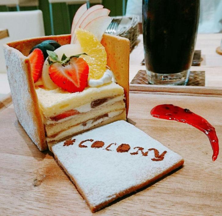 大阪 難波 パンケーキ