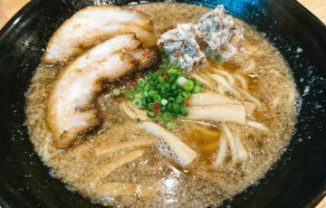 福島 ラーメン 福島壱麺